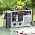 Solar Dynamo Multifunction Radio