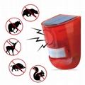 Alarm Emergency LED Strobe Warning Light