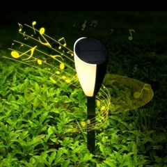 Solar Yard Garden Lawn Landscape Lighting Waterproof Solar Outdoor Path Light Mu