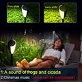 Solar Yard Garden Lawn Landscape Lighting Waterproof Solar Outdoor Path Light Mu 3