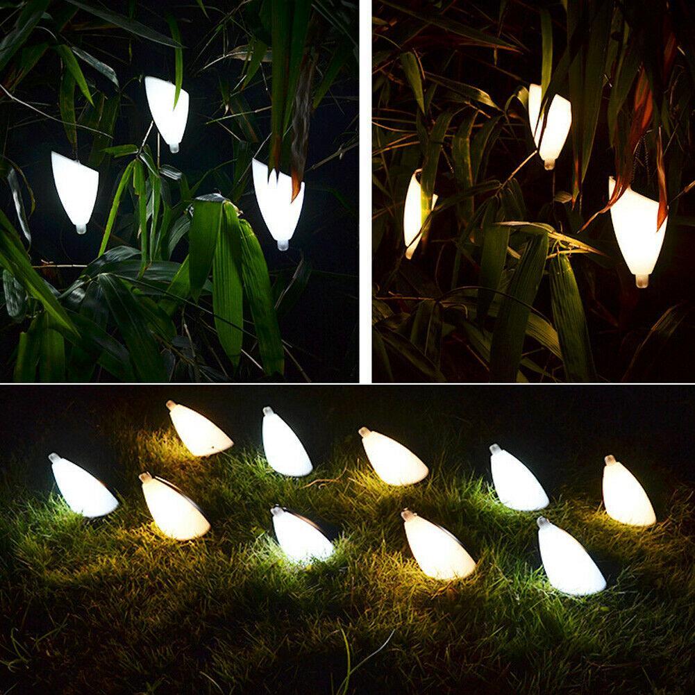 Solar Yard Garden Lawn Landscape Lighting Waterproof Solar Outdoor Path Light Mu 4
