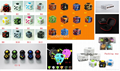 Spinning Top Product Fidget Cube 1