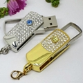 FACTORY OEM 2GB Rotation USB Flash Drive for Business