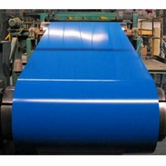 2018 Color-Coated  Steel Coil (PPGI) From Shandong, China
