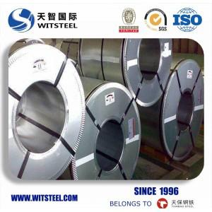 2018 Color-Coated  Steel Coil (PPGI) From Shandong, China 4