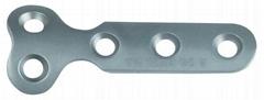 T型指/ 掌骨鋼板 (A/S)