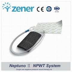 Neptuno Ⅱ Vacuum Sealing Drange Suit (i-VSD)