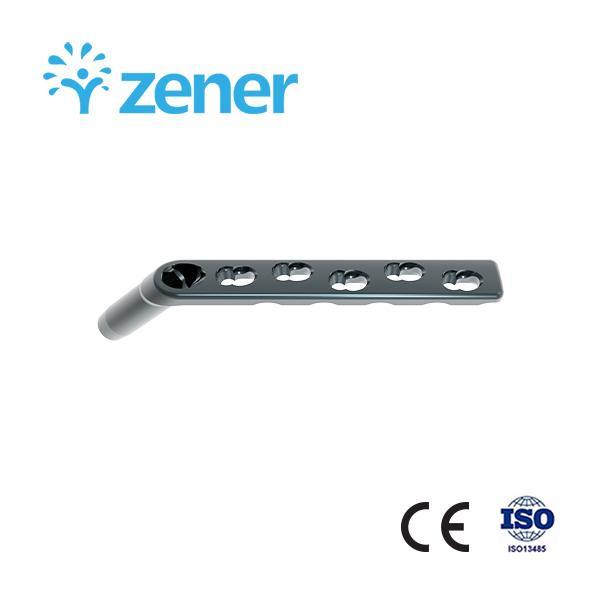 Dynamic Hip Screw Locking Compression Plate 1