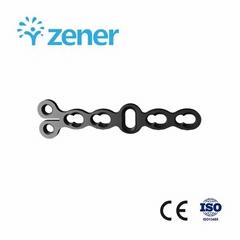 2.0mm 微 Y 型锁定加压接骨板Ⅱ型