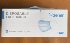 Disposable protective face mask (Non-medical) (Hot Product - 1*)