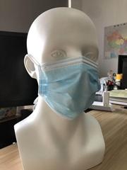 一次性使用外科口罩 Type ⅡR 绑带式