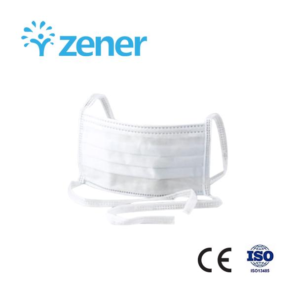 Disposable Surgical Face Mask-ties,CE/ISO,ASTM,PFE,Breathable,medical appliance 1