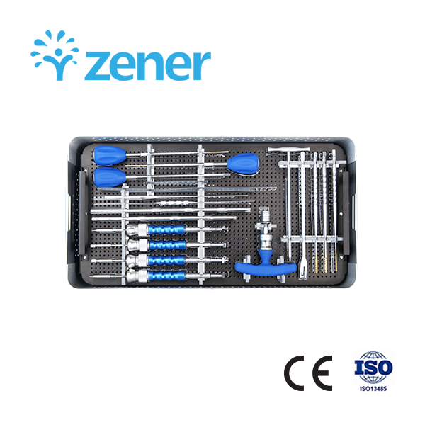 Z 6 Series Spinal System Instruments Set,Spine,Pedicle Screw,Locking Plate    1