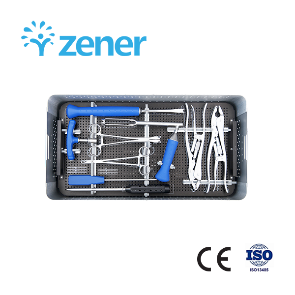 Z 6 Series Spinal System Instruments Set,Spine,Pedicle Screw,Locking Plate    2