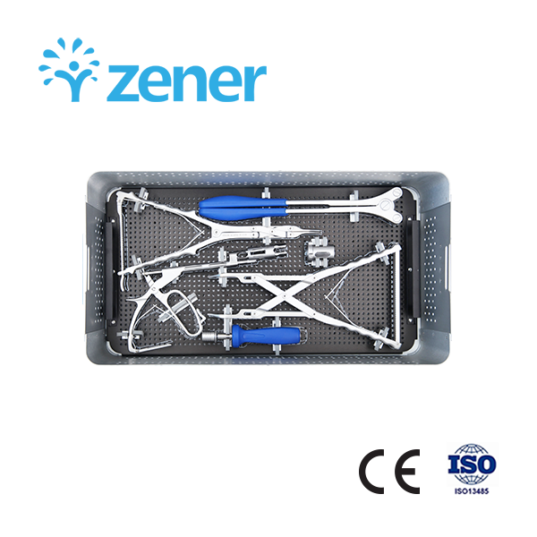 Z 6 Series Spinal System Instruments Set,Spine,Pedicle Screw,Locking Plate    3