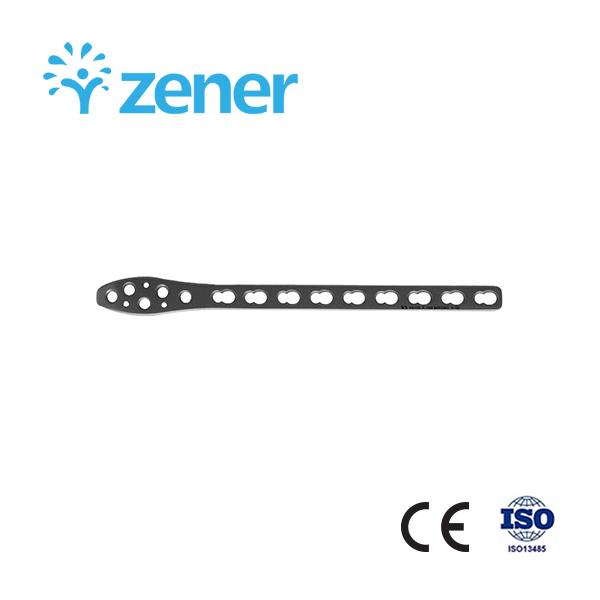Distal Posterior Lateral Fibular Locking Compression Plate 1