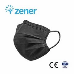 一次性使用医用口罩-白色,CE,BFE≥95%,多鞣,优质布料