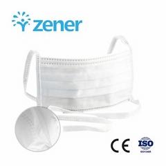 一次性使用外科口罩-绑带式防雾,CE/ISO/ASTM,PFE,绑带口罩,疫情防护,有效防雾