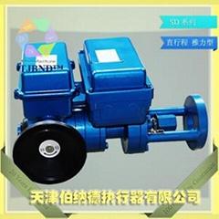 Flow Control Valve Electric Linear Actuator 220V/380V
