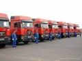 天津港集装箱陆运业务