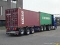 天津港集装箱陆运业务 2
