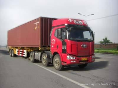 天津港集装箱陆运业务 3