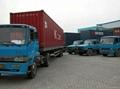 天津港集装箱陆运业务 5
