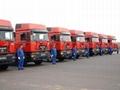 北京到天津港集装箱陆运服务 3