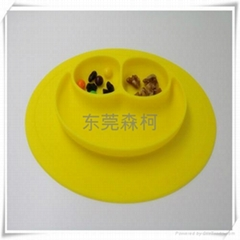 Silicone Children dinnerware