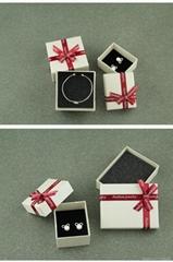 China small jewelry paper board box