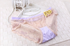 2017 wholesale latest design transparent panties lingerie women sexy tight under