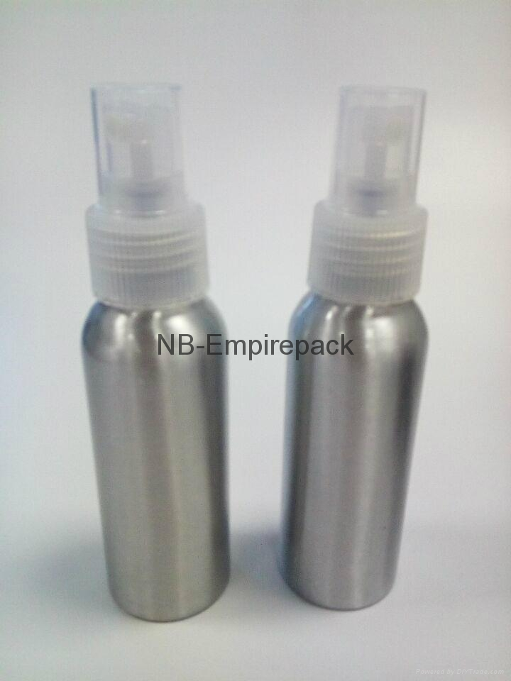 Aluminum bottle 3