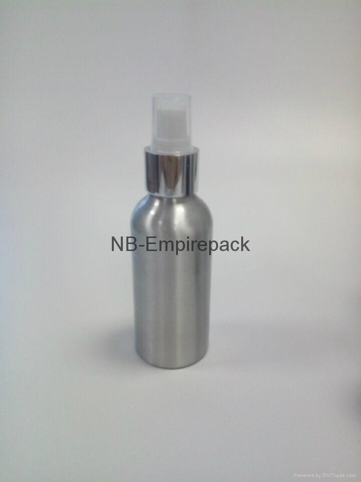 Aluminum bottle 2