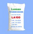 锐钛型钛白粉LA100高端涂料