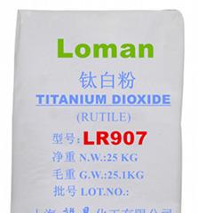氯化法金红石型钛白粉LR907
