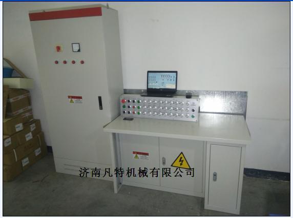 混凝土攪拌站配電櫃操作台HLS120 1