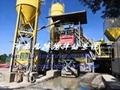 菲律宾Manila YHZS90搅拌站维修更换全自动控制系统和保养。 1