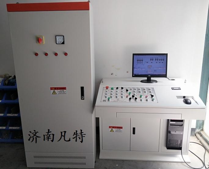 出口祕魯HLS90混凝土攪拌站全自動配電櫃 1