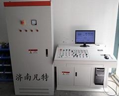 出口秘鲁HLS90混凝土搅拌站全自动配电柜