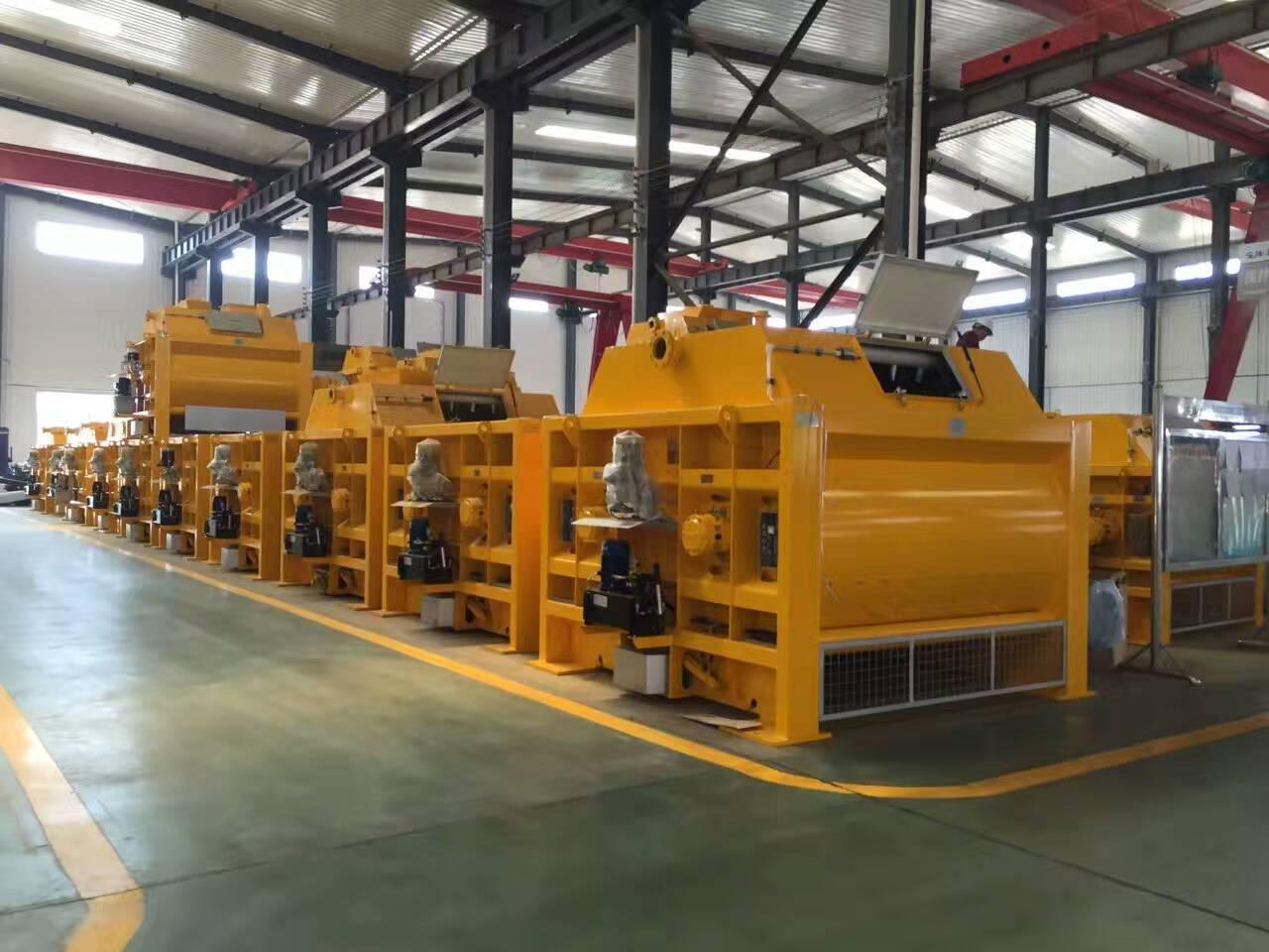 攪拌機配件打包出口新西蘭建設牧場 1