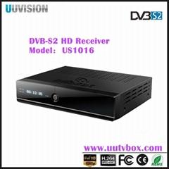 DVB S2 TV receiver  UTV_US1688 (MAIN CHIP Montage CS6001)