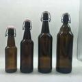 棕色玻璃瓶啤酒瓶 1