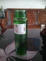 翠绿玻璃瓶