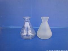 香薰瓶玻璃香薰瓶蒙砂瓶小酒壺清酒瓶出口玻璃瓶廠家直銷訂製瓶