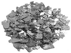 high purity chromium flake