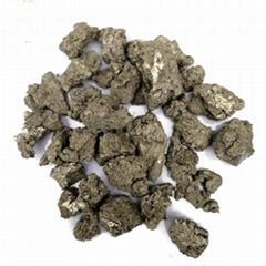 Highly pure sponge hafnium