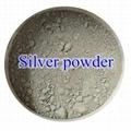 high purity metal conductive si  er Ag powder