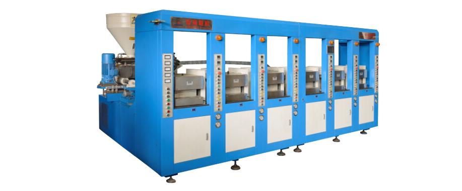 全自动多功能EPR橡塑注射成型机 1