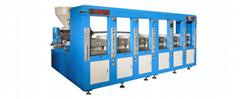 全自动多功能EPR橡塑注射成型机