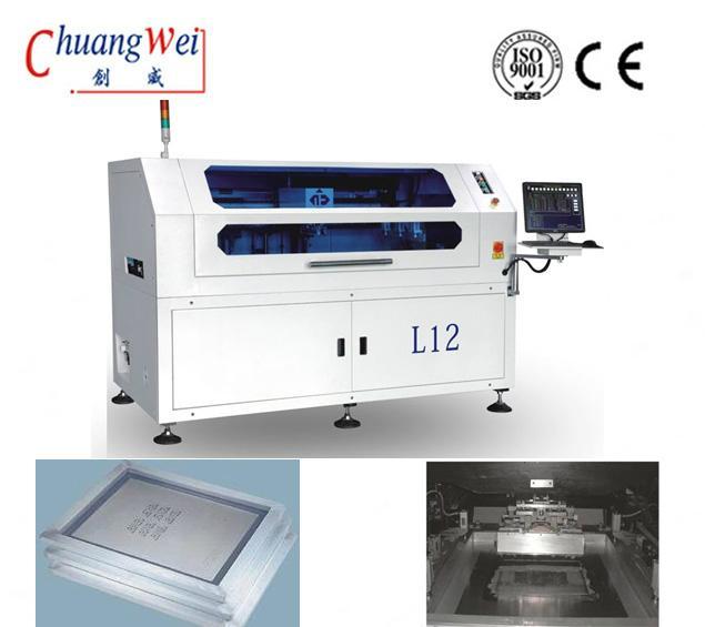 Stencil Printing Machine Circuit Board Printing  MPM Printers 2